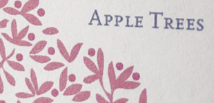 More Apple Trees labels